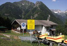 IL BOB e LA SEGGIOVIA - Rifugio Alpe Campo di Rimasco   Valsesia - Piemonte