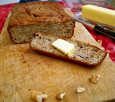 Banana Bread ~This recipe is gluten-free, grain-free, dairy-free, soy-free, paleo, and sugar-free!
