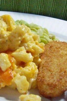 Macaroni and Cheese   Kitchen Vista's