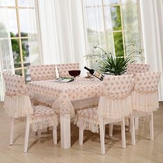 Upscale lace cloth coveringsCovers for back of chairs upholstery KitA ** Learn more by visiting the image link.