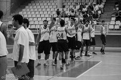 El #Lucentum saltó a pista con el quinteto formado por #5 Adrián Fuentes, #8 Javier Marín, #17 Joan Pardina, #12 Alejandro Navajas y #14 Samuel Domínguez. 28 de septiembre de 2014. #Baloncesto #Basket #Alicante #AdeccoPlata #AmicsCastello #CBLucentum Alicante, Javier Marin, Pista, Basketball Court, Sports, Basketball, September, Fonts, T Shirts