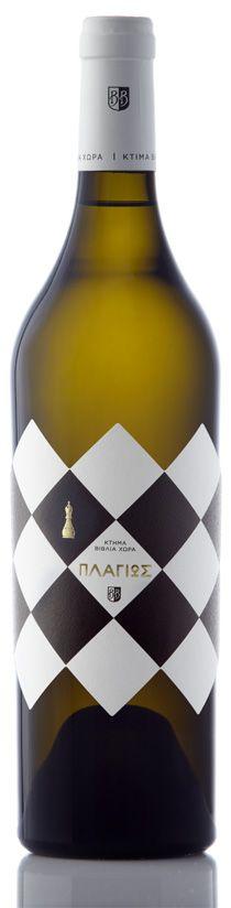 For Bobby Fisher..... in wine...    Chardonnay 85% Assirtiko 15%