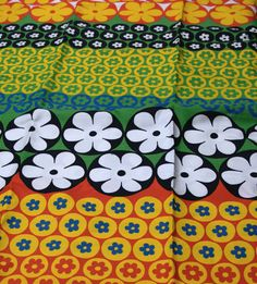 vintage fabric from QuiteSimply on etsy!