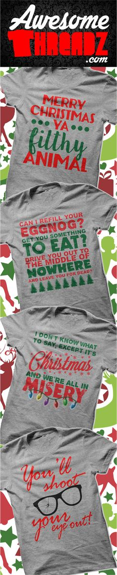 Check Out All Of Our Christmas Shirts From Awesome Threadz! #tshirt  #hoodie #womenstshirt #tee #awesomethreadz #shirt #funnytshirt #birthdaygift #christmasgift #funny #gift #tshirts #santa #christmas