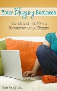tips for taxes for those who make money online via blogging/writing