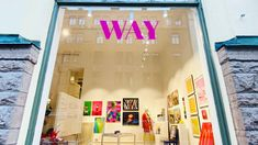 WAY gallery Sthlm The Creator, Digital, Gallery, Creative, Projects, Art, Log Projects, Art Background, Blue Prints