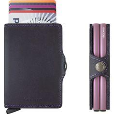 Secrid Twin Wallet Limited | Purple/Pink