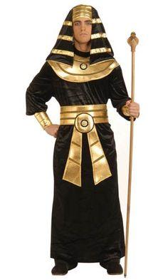 Pharaoh Adult Costume - Egyptian Costumes