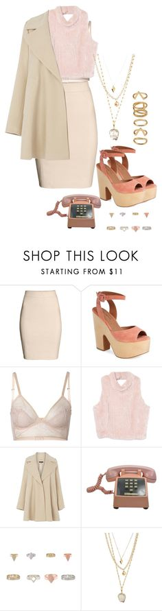 """Untitled #1012"" by saskiasnow ❤ liked on Polyvore featuring H&M, Jeffrey Campbell, Witchery, Warehouse, Panacea and Forever 21"