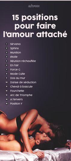 Faire l'amour attaché : 15 positions à essayer pour rejouer 50 shades of Grey ! /// #fairelamour #amour #sexe #sexuel #position #calin #aufeminin