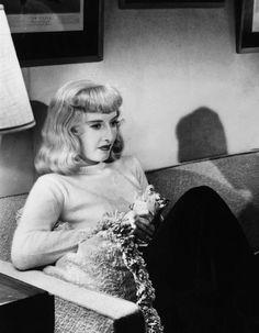 Barbara Stanwyck in Double Indemnity; via honeykennedy