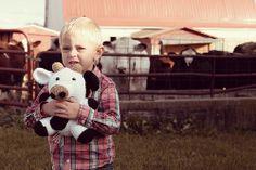 Crochet cow by CrochetCityKC on Etsy