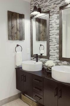Behr Reflecting Pool in a bathroom.