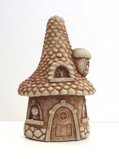 Pinecone Cottage -- Carruth Studio: Waterville, OH