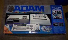 Colecovision Adam Computer System.