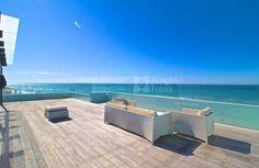 Villa for sale in Costabella, Marbella East Beachfront Property, Outdoor Furniture Sets, Outdoor Decor, Villa, Sea, Building, Home Decor, Decoration Home, Room Decor