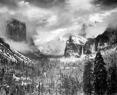 Find the latest shows, biography, and artworks for sale by Ansel Adams. Ansel Adams is widely regarded as one of the most famous photographers of all time, particularly in reference to his striking im…