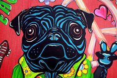 Classic And Modern Pop Art Painting Examples (36)  #remtot #beautiful #like #look #art