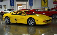 1995 Ferrari F355 Berlinetta - yellow - fvr
