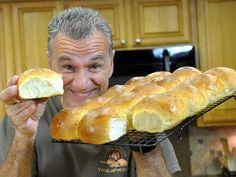 Video Ricetta Pane Danubio (Brioche Salate) - VivaLaFocaccia - Le Ricette Semplici per il Pane in Casa