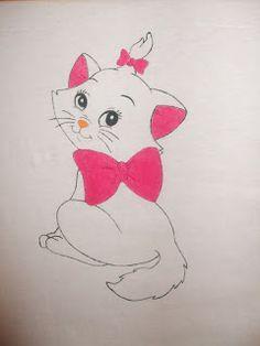 T Shirts Boutique Yabba Dabba Doo, Marie Cat, Marie Aristocats, Garden Art, Funny Tshirts, Disney Characters, Fictional Characters, Cartoon, Cars
