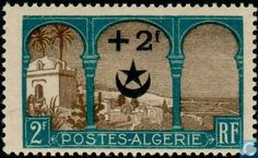 Algeria - View Mustapha taken higher 1927