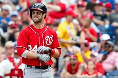 NL's Bryce Harper youngest unanimous MVP; Josh Donaldson earns AL ...