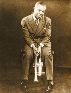 the one the only --- louis armstrong