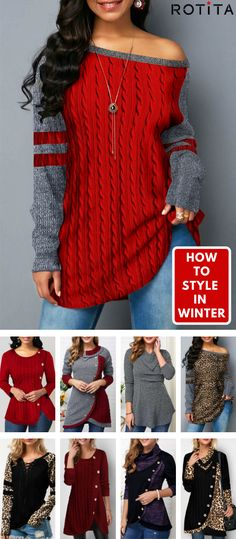 Winter Cozy Sweater Blouse Outfits New Arrivals Big Sale For . Read more The post Winter Cozy Sweater Blouse Outfits New Arrivals appeared first on How To Be Trendy. Fall Fashion Outfits, Casual Outfits, Cute Outfits, Womens Fashion, Fashion Trends, Girly Outfits, Fashion Clothes, Beautiful Outfits, Blouse Outfit