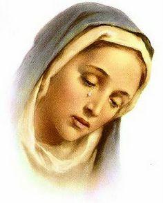 So beautiful~ Maria, de Moeder, de Vrouw,de onbevlekte,de Heilige!~.......................lb xxx.
