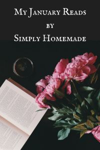 My January Reads - Simply Homemade