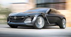 """Anunciado como """"o Opel de amanhã"""", Monza Concept é protótipo de carro elétrico que a subdivisão alemã da General Motors apresenta no Salão de Frankfurt 2013"""