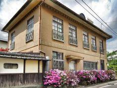 旧橋本医院(東かがわ市松原)
