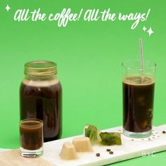 Sip on a delicious drink with these DIY coffee hacks in this video tutorial recipe.