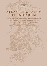Atlas Linguarum Fennicarum 3 ALFE