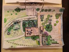 Planning my garden.