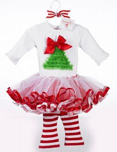 Christmas!!! Thanks to me sister in law- little meredith will be wearing this :)