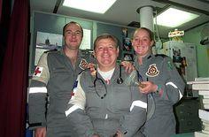 HMAS Darwin medics, Iraq 2003