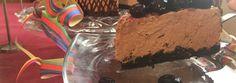 suklainen hyydytetty vegaaninen juustokakku