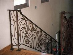 iron staircase railings  #Staircase Check more at http://staircasedesign.xyz/iron-staircase-railings/