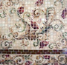 kitchen 36 X 30 tile mural - Google Search