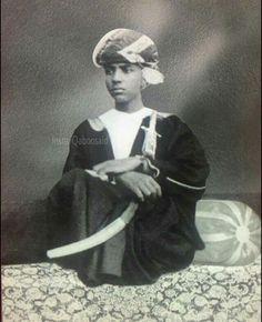 HM Sultan Qaboos, Oman
