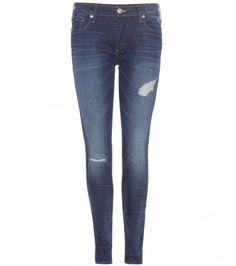Mid-rise Super Skinny Jeans Halle