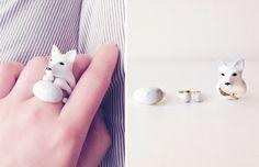 Mary Lou anillo animales 2