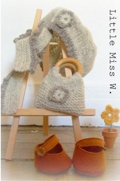 Tuto : sac et chaussures
