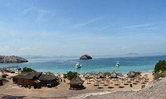Playa Puinare en el PN Mochima