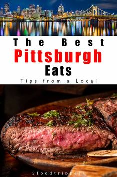 Wondering where to eat in Pittsburgh? Our local Pittsburgh insider shares his favorite Pittsburgh restaurants from cheap eats to special occasion dining. babies flight hotel restaurant destinations ideas tips Pittsburgh Food, Pittsburgh Restaurants, Travel Usa, Travel Tips, Travel Hacks, Travel Packing, Solo Travel, Budget Travel, Travel Guides