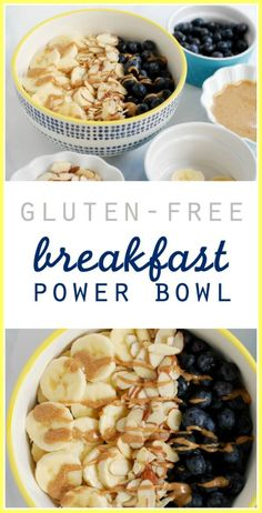 (Gluten-Free) Breakfast Power Bowl // Simply Happenstance #GlutenFree #BreakfastBowl #CleanEating
