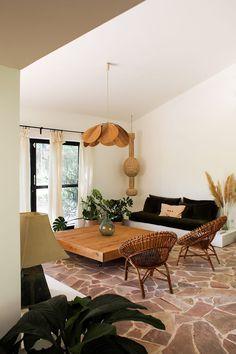 Charlotte, Eygalières - Inside Closet Rock The Kasbah, Terrazzo, Sweet Home, Charlotte, Living Room, Interior, Blog, House, Hobo Chic