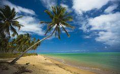 Praia do Patacho em São Miguel dos Milagres (AL)